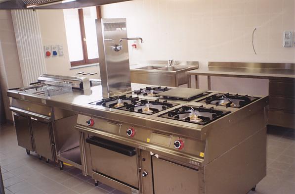 Cucine Elettriche Per Ristoranti Prezzi: Cucine professionali per ...