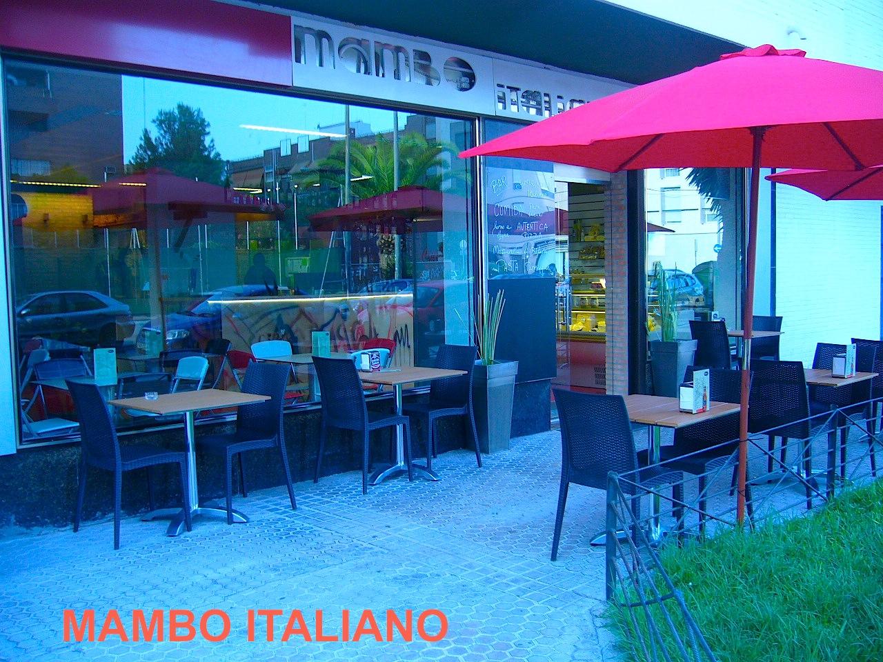 Mambo italiano siviglia spagna vera pizza for Abbattitore fumi pizzeria